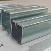 ocelové lemovací profily