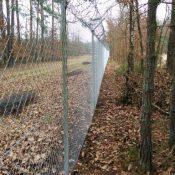 pozinkované plotové pletivo