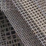 pletená průmyslová síta